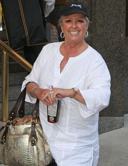 Paula Deen Without Makeup