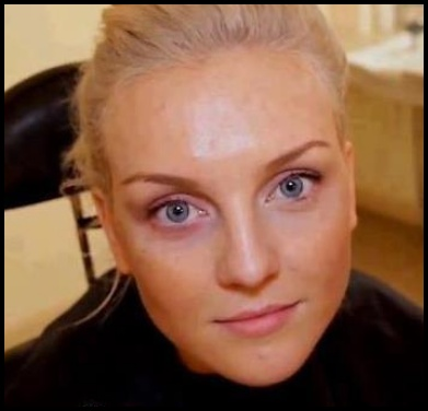 Perrie Edwards Without Makeup
