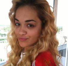 Rita Ora Without Makeup