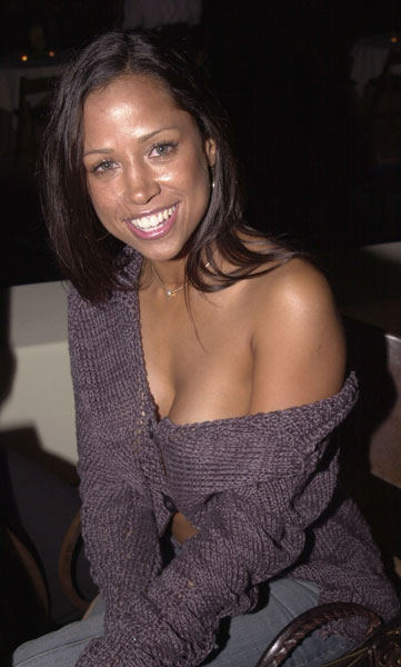 Stacey Dash Without Makeup