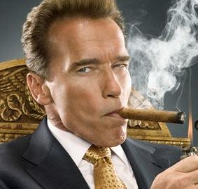 Arnold Schwarzenegger Badass