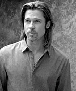 Brad Pitt Chanel Ad