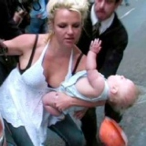 Britney Spears Drops Baby