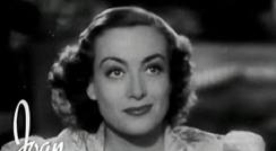 Joan Crawford Psycho Bitch