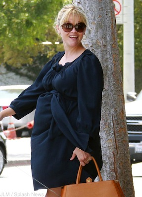 Reese Witherspoon pregnant Tennessee