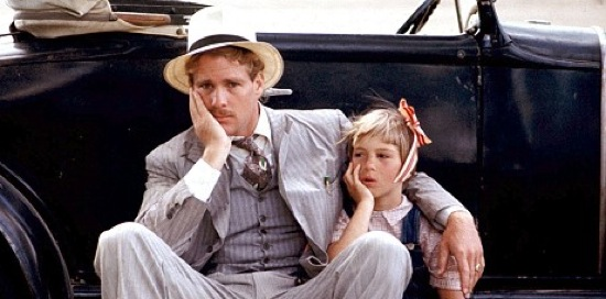 Ryan O'Neal in Paper Moon