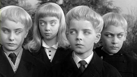Village of The Damned Kids