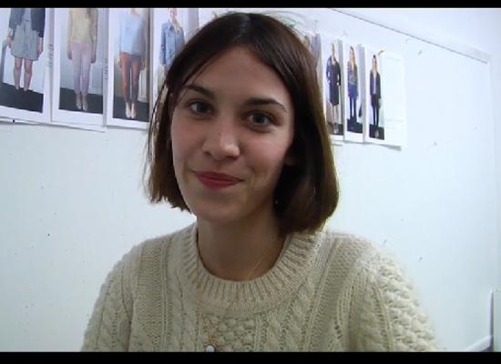 Alexa Chung Without Makeup