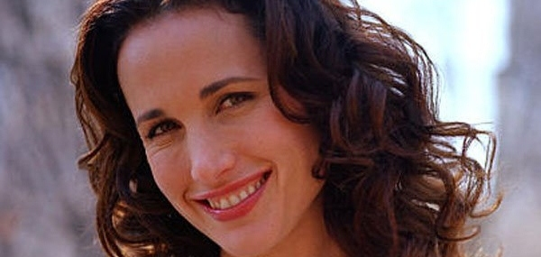 Andie MacDowell Looking Good