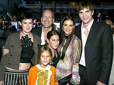 bruce willis demi more ashton kutcher