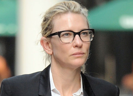 Cate Blanchett Without Makeup