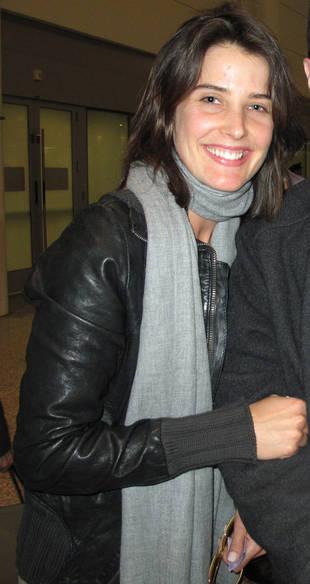 Cobie Smulders Without Makeup