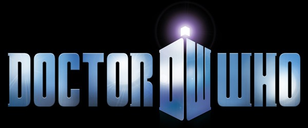 Logo for the BBC show, Doctor Who