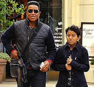 jermaine jackson son jermajesty