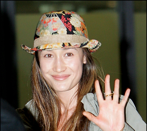 Maggie Q Without Makeup