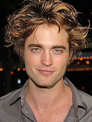 Robert Pattinson Without Makeup