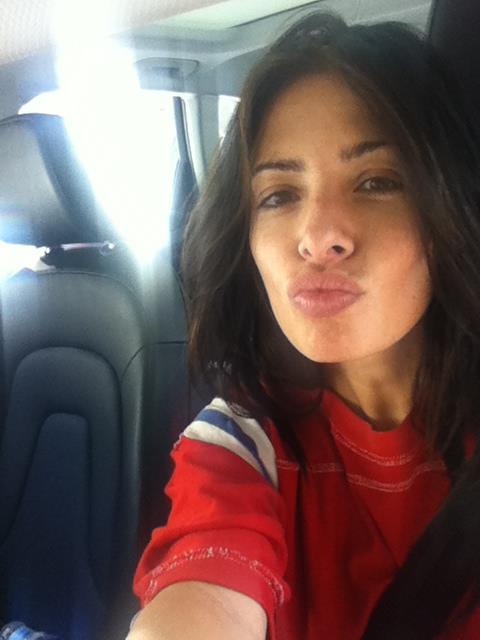 Sarah Shahi Without Makeup