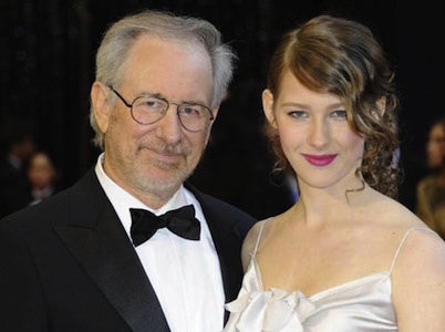 steven spielberg daughter destry