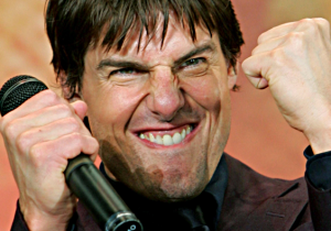 tom cruise is weird