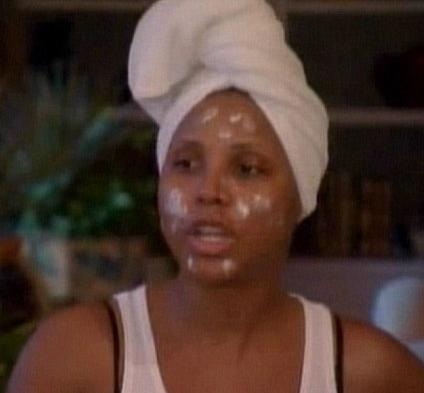 Toni Braxton Without Makeup