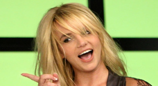 Britney Spears Used to be hot