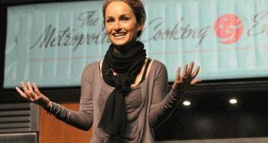 Giada DeLaurentiis Without Makeup