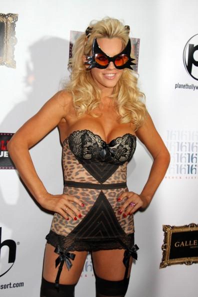 Jenny McCarthy Birthday Halloween Costume