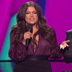Khloe Kardashian's Nipple on the X Factor