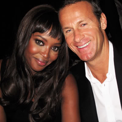 Naomi Campbell and boyfriend Vladimir Doronin