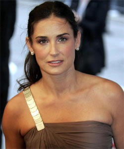Thanks to leeches, Demi Moore looks young