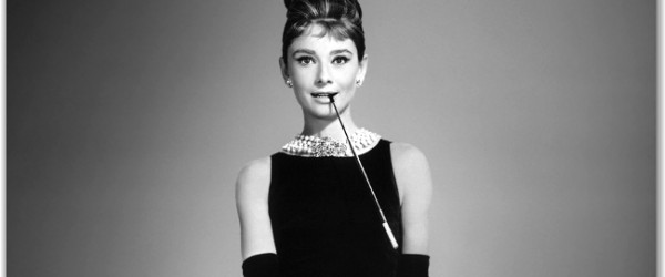 Audrey Hepburn Looking Good