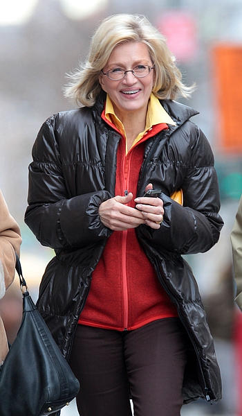 Diane Sawyer Without Makeup
