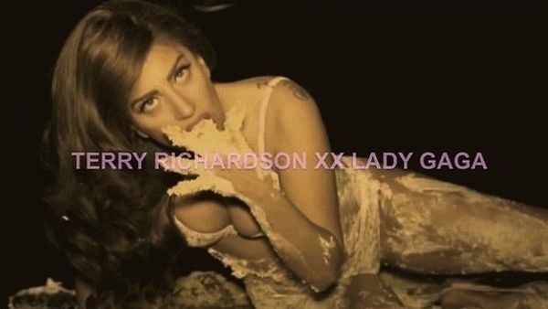 Lady Gaga Cake clip