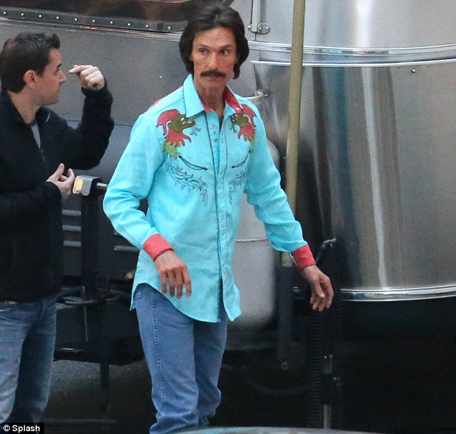 Matthew McConaughey Dallas Buyer's Club
