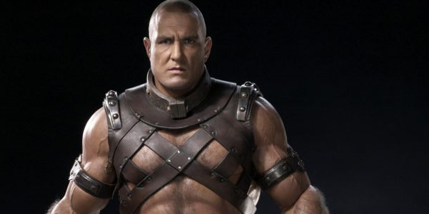 Vinnie Jones as The Juggernaut, in X-Men: The Last Stand
