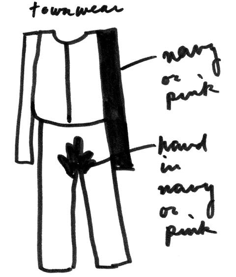 Yoko Ono Sketch