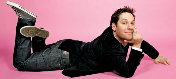 Paul Rudd Is Hollywood's Most Likeable Celebrity