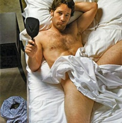 Paul Rudd Just Looks Like a Douche