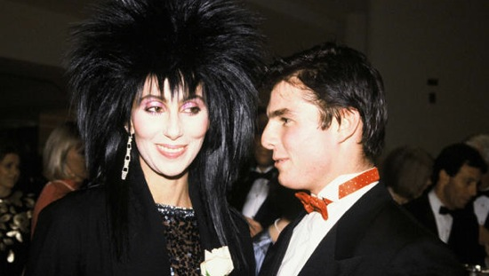 Tom Cruise and Cher dated