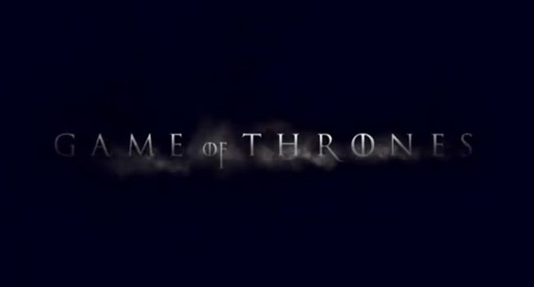 The title of Game of Thrones.