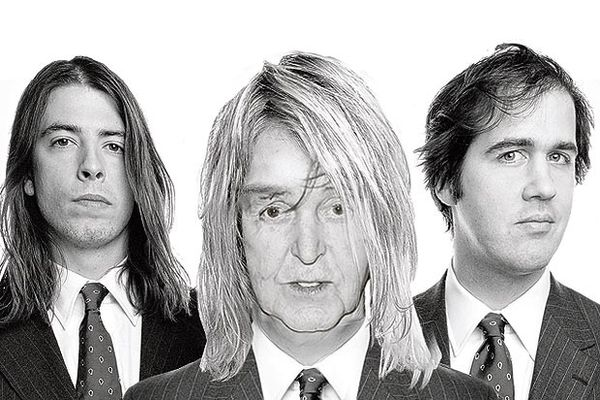 Paul McCartney as Nirvana