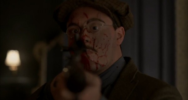 Richard Harrow, from the HBO show, BoardWalk Empire