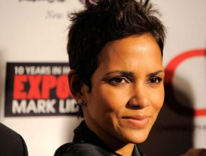 halle berry insecure