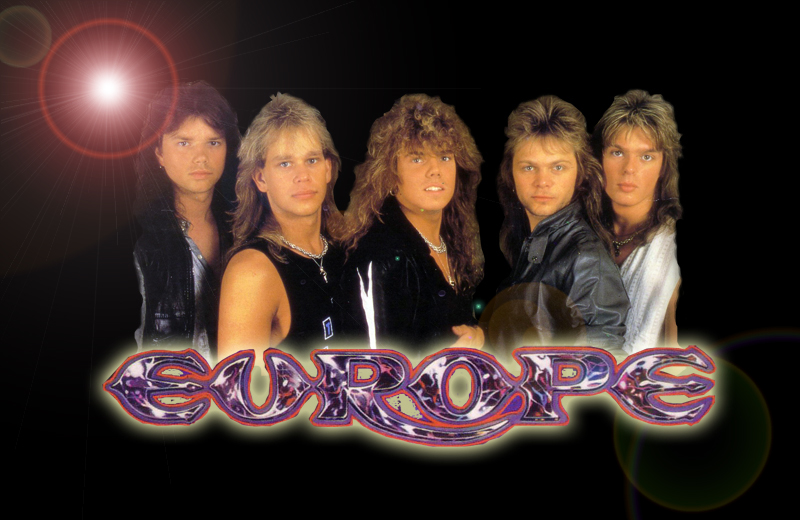 The band Europe.