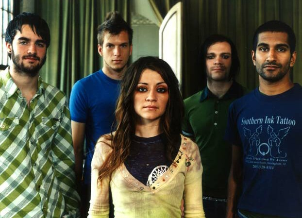 The band, Flyleaf.
