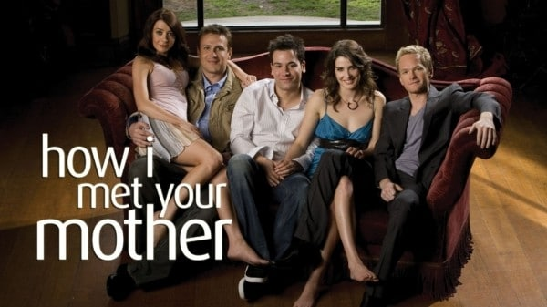 The main cast of the CBS hit, How I Met Your Mother.