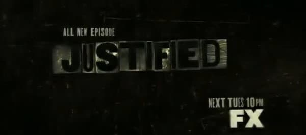 Justified promo