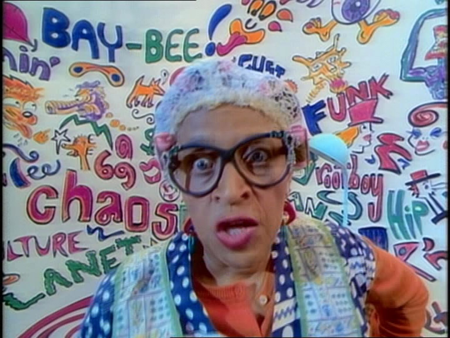 The mother from the Fresh Prince of Bel Air opening.