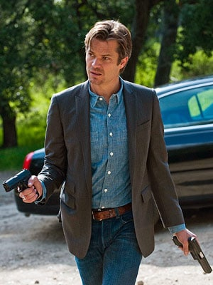 Raylan Givens, from the FX show Justified