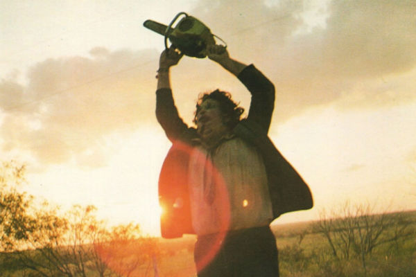 The dance of death at the end of The Texas Chainsaw Massacre